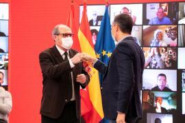 Sánchez abre la campaña pidiendo un Gobierno en Madrid que vacune «con seriedad»