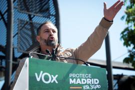 Abascal: «Se juega el principio del fin de Sánchez e Iglesias»
