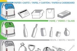 El Consell de Ibiza reparte más de 68.000 contenedores domésticos de materia orgánica