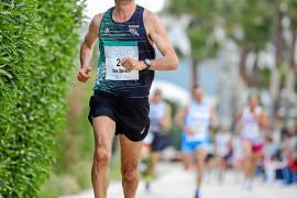 Spinozzi y Matas marcan el ritmo en la Cursa Portus Magnus