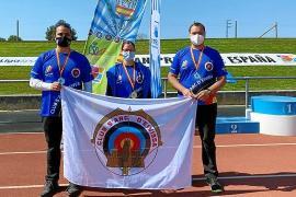 Tres medallas para Ibiza
