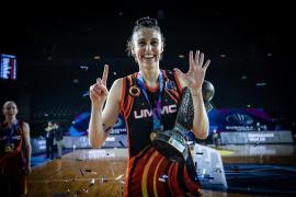 Alba Torrens, campeona de la Euroliga por sexta vez
