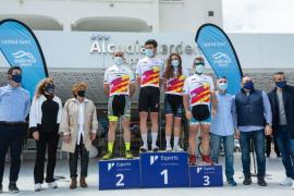 El Trofeo Garden Hotels abre la temporada de ciclismo en carretera