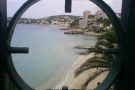 playa de Cala Major, en Mallorca