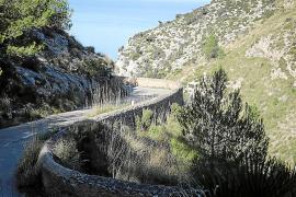 El Govern catalogará las infraestructuras hechas por los presos del franquismo en Mallorca