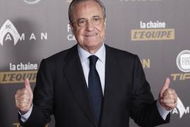 Florentino Pérez, sobre la Superliga: «Es por el bien del fútbol, para salvarlo en un momento crítico»