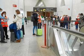 Baleares pretende exigir PCR a los viajeros de otras comunidades cuando finalice el estado de alarma