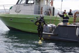 Comienza la retirada de 156 fondeos ilegales en aguas de Sant Josep