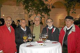 Presentación de la Colección de Billetes del BBVA en Sant Antoniet
