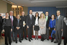 Entrega de medallas del Fomento del Turismo de Mallorca
