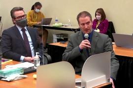 El exagente Derek Chauvin, declarado culpable de la muerte de George Floyd