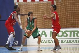 Silvia Lara: «Para un 'play off' vamos justitas de plantilla»