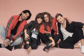 David Bisbal, Rosario Flores, Vanesa Martín y Melendi vuelven como 'coaches' de la nueva edición de 'La Voz Kids'