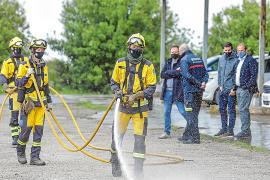 85 efectivos preparados ante la nueva temporada de incendios en las Pitiusas
