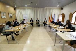 Los ayuntamientos y el Consell harán un mapa de suelo industrial de Ibiza