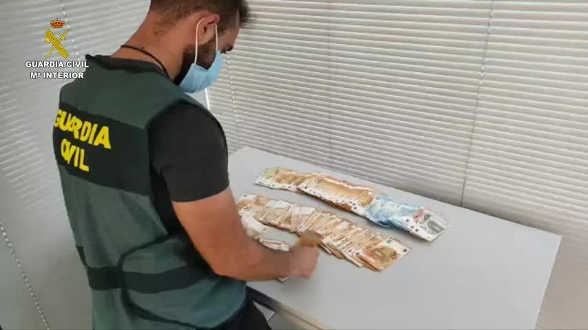 Desmantelados tres puntos de venta de droga de un clan familiar en Santa Eulària