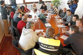 Una ampliación horaria en concepto formación evitará la rebaja salarial de la policía de Vila