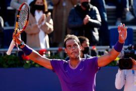 Nadal supera a Norrie sin tercer set y está en semifinales del Godó