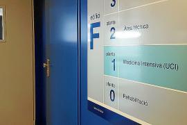 Desciende a tres el número de pacientes con covid en la UCI de Can Misses