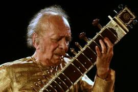 El músico indio Ravi Shankar muere a los 92 años