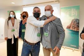 Toni Roldán, elegido nuevo presidente de El Pi de Ibiza