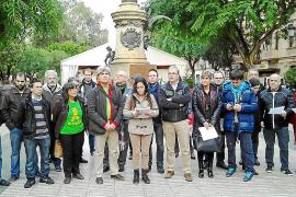 Los sindicatos de Eivissa quieren que  Educació pida la retirada de la LOMCE