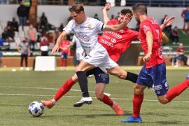 La Peña remonta contra el Olot (2-1)