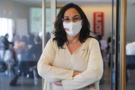 «Soy la primera mujer secretaria general de CCOO, pero no quiero esa etiqueta»