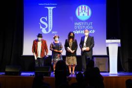 Menciones de Sant Jordi del IEE