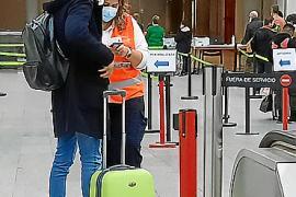 El control sanitario para entrar en Baleares seguirá tras el estado de alarma