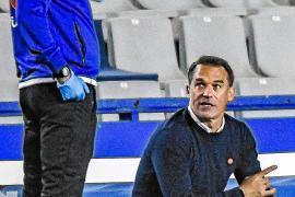 García Plaza analiza la derrota del Real Mallorca en Sabadell