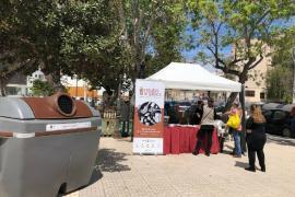 Vila pone en marcha una campaña de concienciación sobre la recogida de residuos orgánicos