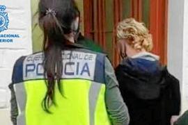 La Policía detiene a una mujer que mató a su novio en Palma simulando un accidente de tráfico
