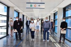 El Área de Salud de Ibiza y Formentera fideliza a la plantilla de anestesistas con una plaza fija