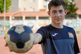 Jordi Marí: «Me gustaría debutar en la Liga Asobal»