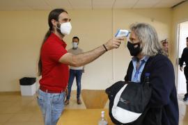 Curso del Consell d'Eivissa para dotar el transporte público con vehículos cardioprotegidos, en imágenes.
