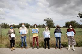 PGrupos ecologistas y payeses reclaman una moratoria de parques fotovoltaicos en suelo rústico