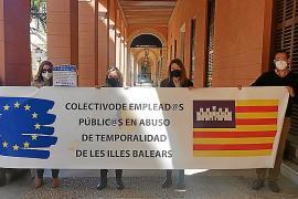 El Govern balear asume el exceso de plantilla interina pero pide a Madrid que lo arregle