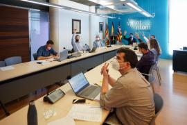 El pleno del Ayuntamiento de Sant Antoni aprueba de forma inicial una ordenanza específica para regular la circulación de Vehículos de Movilidad Personal (VMP)
