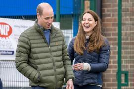 Diez años de la boda de los duques de Cambridge, los «favoritos del pueblo»