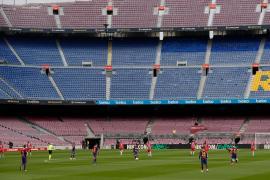LaLiga, molesta por el criterio del Gobierno sobre el acceso del público a los estadios