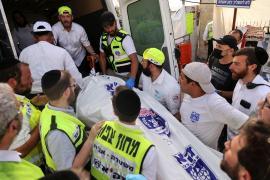Tragedia en Israel: Al menos 44 muertos y 100 heridos tras una estampida en un festival religioso