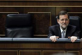 """Rajoy: """"Nadie puede decirnos que nos hemos quedado cruzados de brazos"""""""