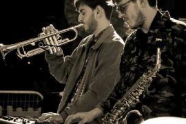 Concierto de Pizza4 BKFST en Cas Serres para celebrar el día del jazz