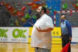 La UD Ibiza-Ushuaïa prescinde de los servicios de Aitor Barreros