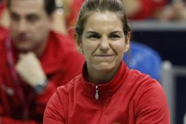 Arantxa Sánchez Vicario dimite como capitana del equipo de Copa Federación