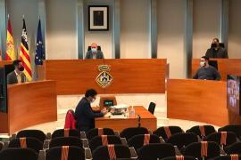 El Consell de Ibiza pide al Govern que aplique su semáforo de la desescalada