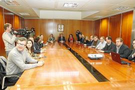 Los empresarios reclaman al Govern que no discrimine a Eivissa con la tasa de grandes superficies