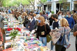 Los editores reclaman «más presencia» en un Sant Jordi «inclusivo»