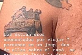 De la apnea mortal al tatoo a lo 'Resacón en Ibiza'